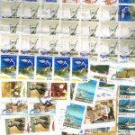 Kiloware pick of the day: 500 grams of Greece stamps on paper
