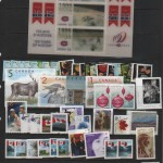 Mint No Gum (Uncancelled) Canada Postage Stamps Under face Value