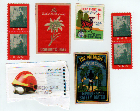 S.A.G. stamps